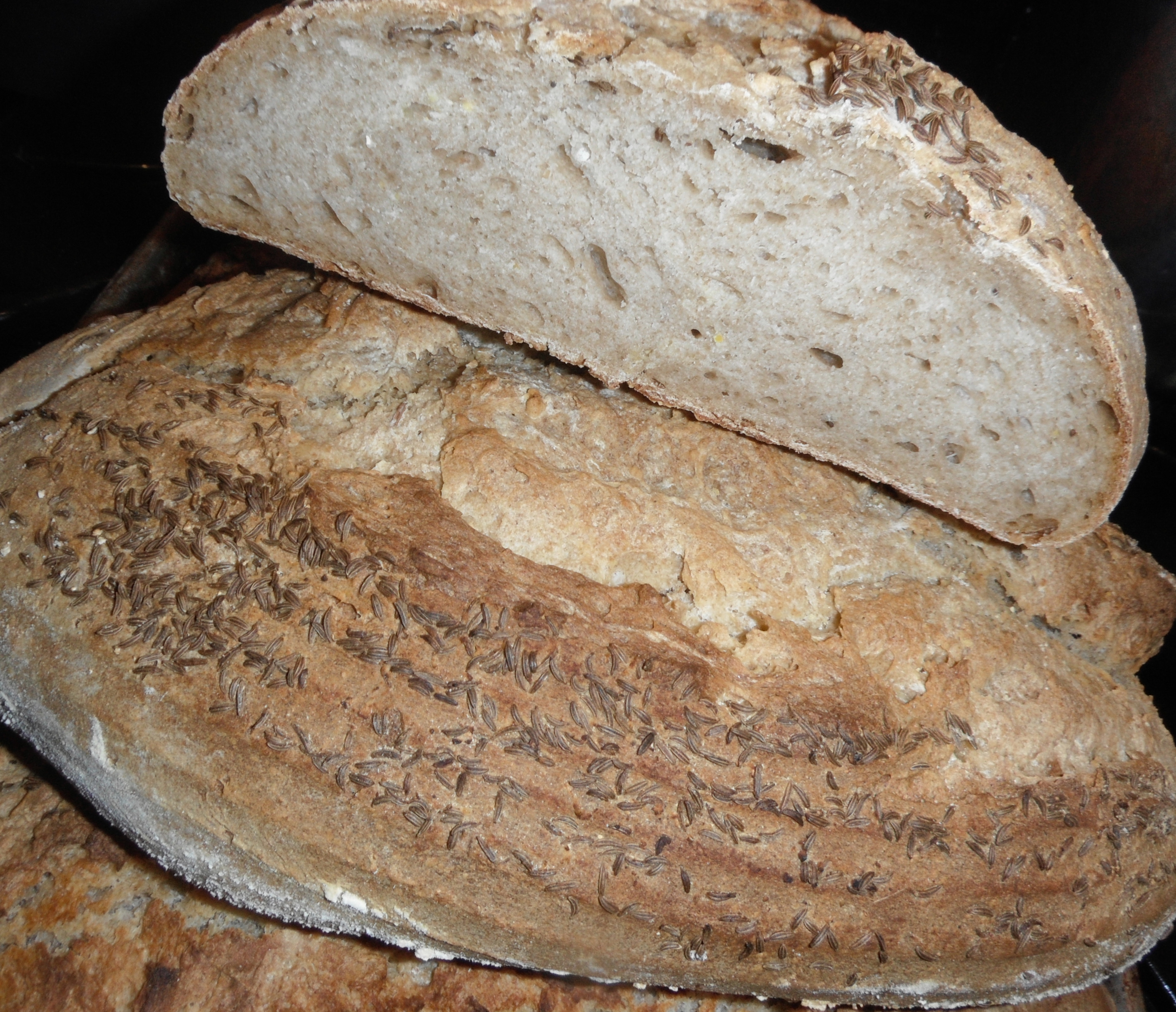 Rye Bread With Molasses And Caraway Recipes — Dishmaps